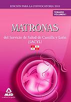 Matronas del  servicio de salud de castilla y leon (sacyl).
