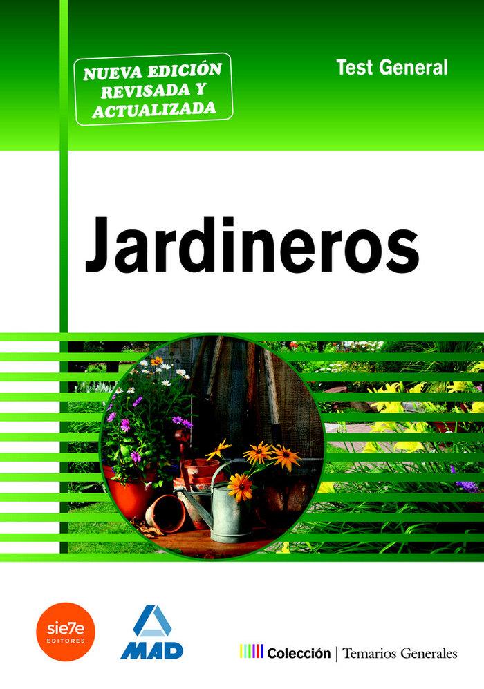 Jardineros test general 2010