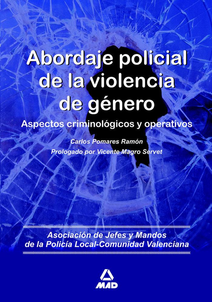 Abordaje policial de la violencia de genero