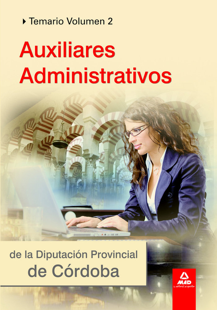 Auxiliares administrativos de la diputacion cordoba ii
