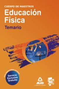 Educacion fisica cuerpo maestros temario prepa.oposic/e.book