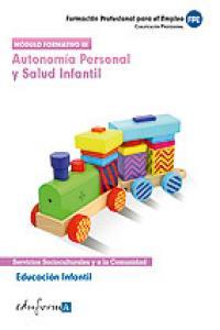 Educacion infantil autonomia personal y salud infantil cp