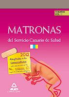 Matronas del servicio canario de salud/hospital universitari