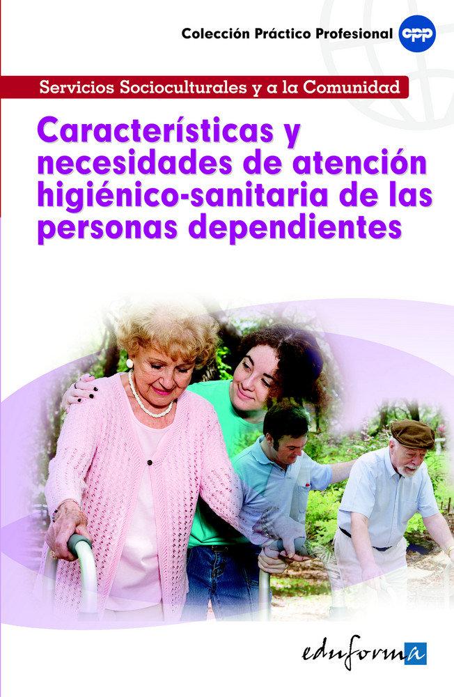 Necesidades atencion higienicosanitaria personas dependiente