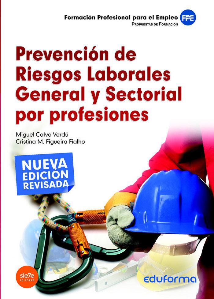 Prevencion de riesgos laborales por profesiones