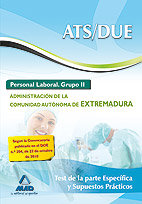 Ats/due extremadura 2010 test parte especifica y supuestos p