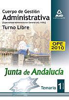Cuerpo de gestion administrativa [especialidad administracio