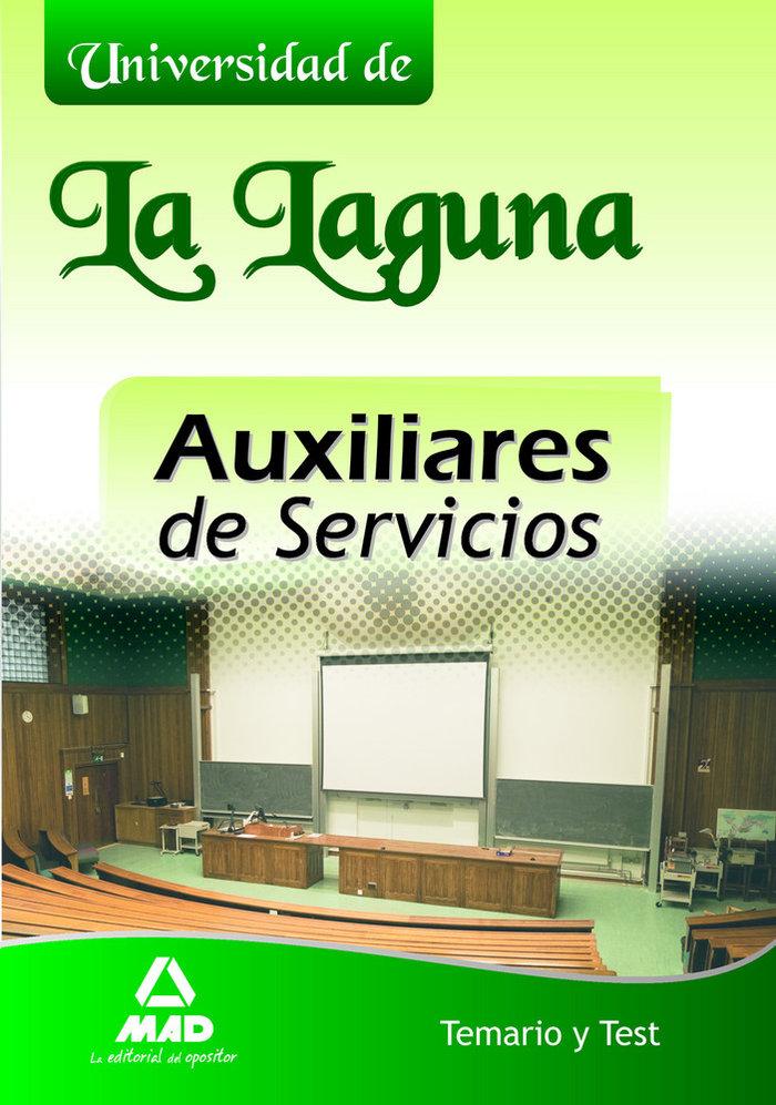 Auxiliares de servicios de la universidad de la laguna. tema