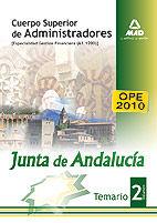 Cuerpo superior de administradores [especialidad gestion fin