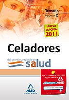 Celadores del servicio aragones de salud. temario volumen ii