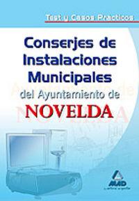 Conserjes de instalaciones municipales, ayuntamiento de nove