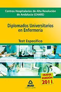Diplomado enfermeria chares andalucia test especifico
