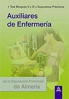 Auxiliar enfermeria diputacion almeria test bloque ii iii
