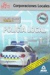 Policia local temario vol ii corporaciones locales