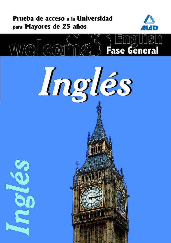 Ingles prueba comun 2011