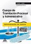 Cuerpo tramitacion procesal y administrativa vol.2 2011