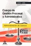 Cuerpo gestion procesal y administrativa y admon temario i