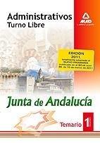 Administrativos turno libre temario 1 2011 junta andalucia