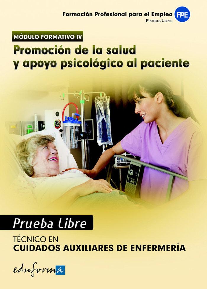 Promocion de la salud y apoyo psicologico paciente ciclo gm