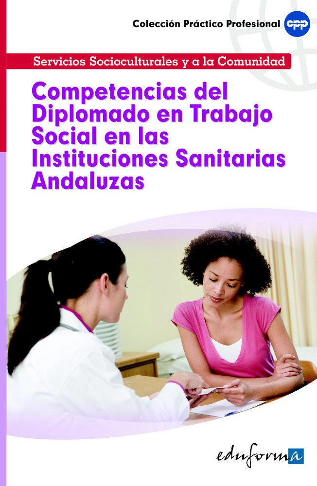 Diplomado trabajo social instituciones sanitarias andaluzas