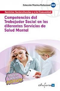 Trabajador social servicios de salud mental