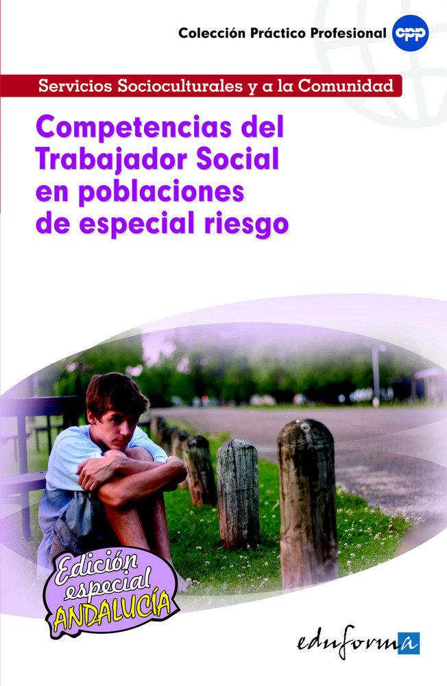 Trabajador social poblaciones de especial riesgo