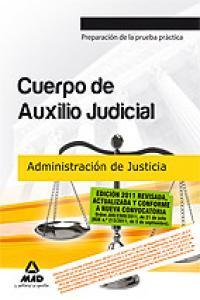 Auxilio judicial administracion justicia prueba practica