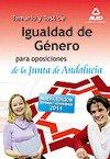 Temario y test igualdad genero p.oposiciones j.andalucia