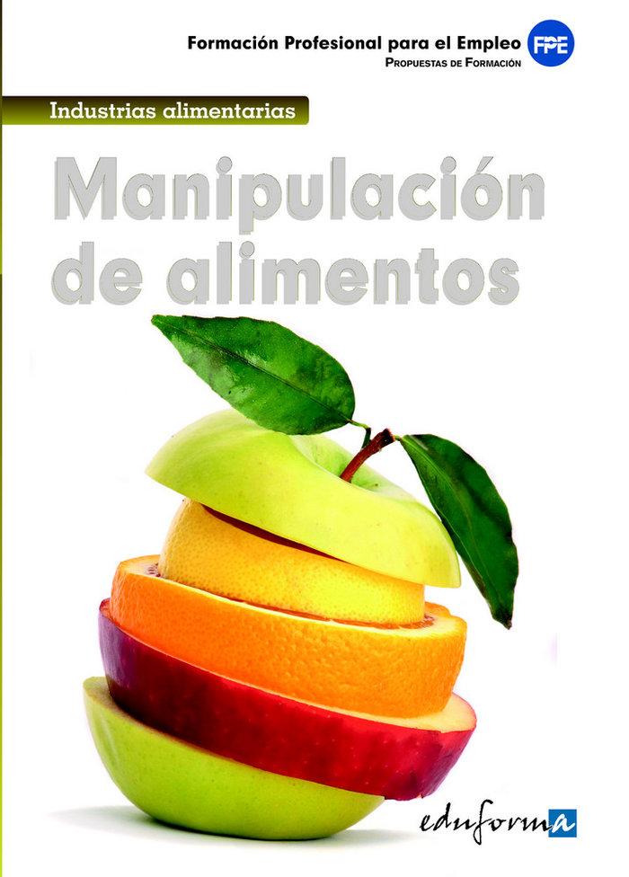 Manipulacion de alimentos