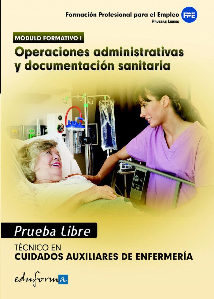 Operaciones adm. y documentacion sanitaria ciclo gm