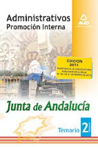 Administrativos junta de andalucia promocion interna ii