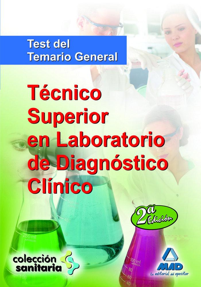 Tecnico superior laboratorio de diagnostico clinico general