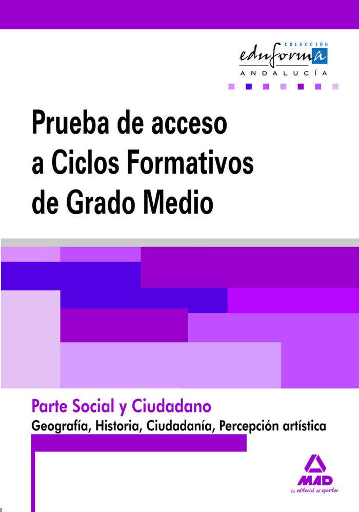 Pruebas acceso gm andalucia parte social y ciudadano