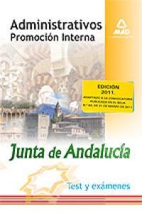 Administrativos junta de andalucia promocion interna test