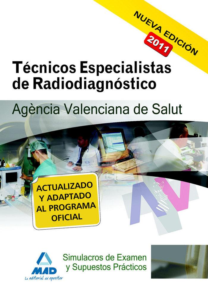 Tecnicos especialistas radiodiagnostico valencia
