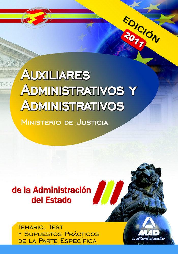 Aux y administrativos admcion del estado especifica