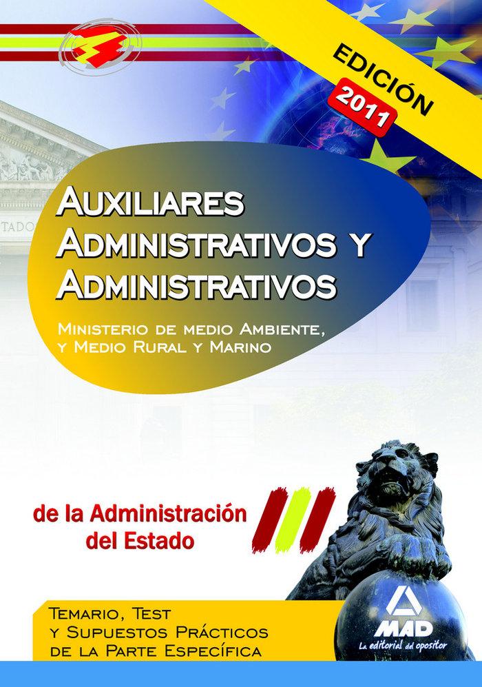 Aux y administrativos admcion del estado temas 7-10
