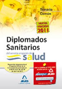 Diplomados sanitarios, servicio aragones de salud. temario c