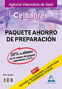 Celadores, agencia valenciana de salud