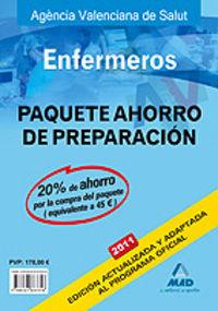 Enfermeras-os (ats-due), agencia valenciana de salud