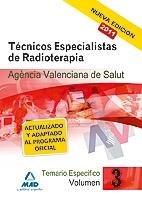 Tecnicos especialistas de radioterapia, agencia valenciana d