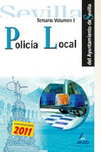 Policia local del ayuntamiento de sevilla i