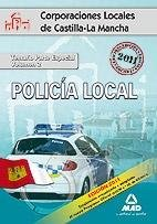 Policia local, castilla-la mancha. temario de la parte espec