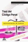 Secretarios jueces y fiscales test del codigo penal
