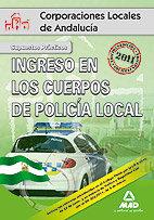Ingreso cuerpos policia local andalucia supuestos practicos