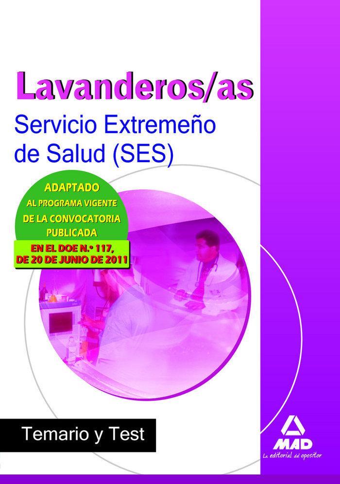 Lavanderos/as ses 2011 temario y test