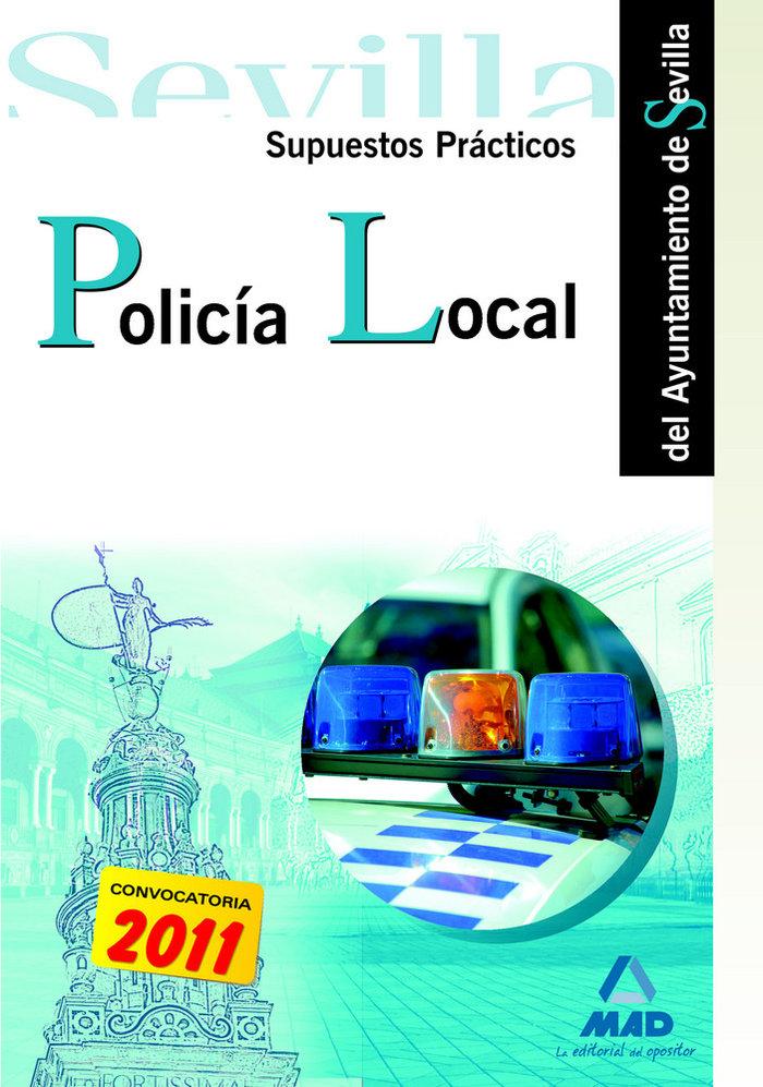 Policia local del ayuntamiento de sevilla practico