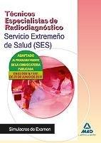 Tecnico especia. radiodiagnostico ses 11 simulacros examen