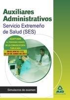 Auxiliares administrativos ses 2011 simu.examen