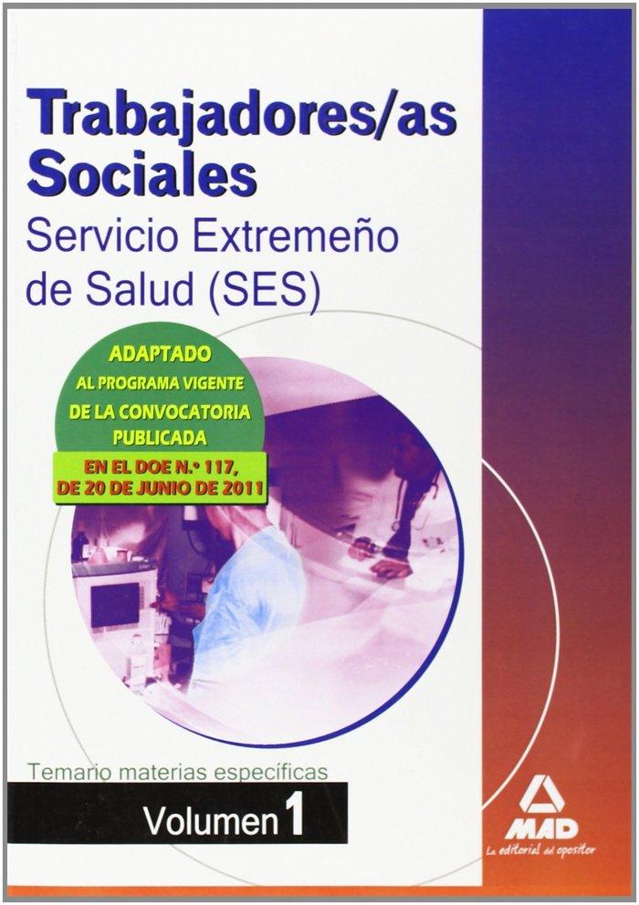 Trabajadores/as sociales ses 2011 tem.mate.espe. i